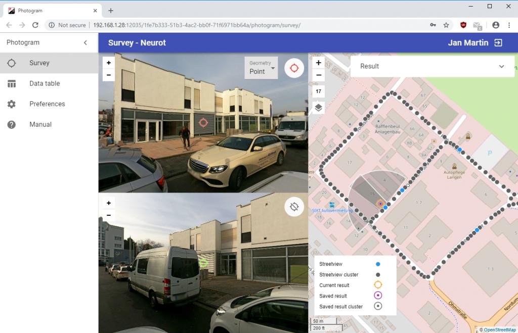 Photogram-Client-Streetviews